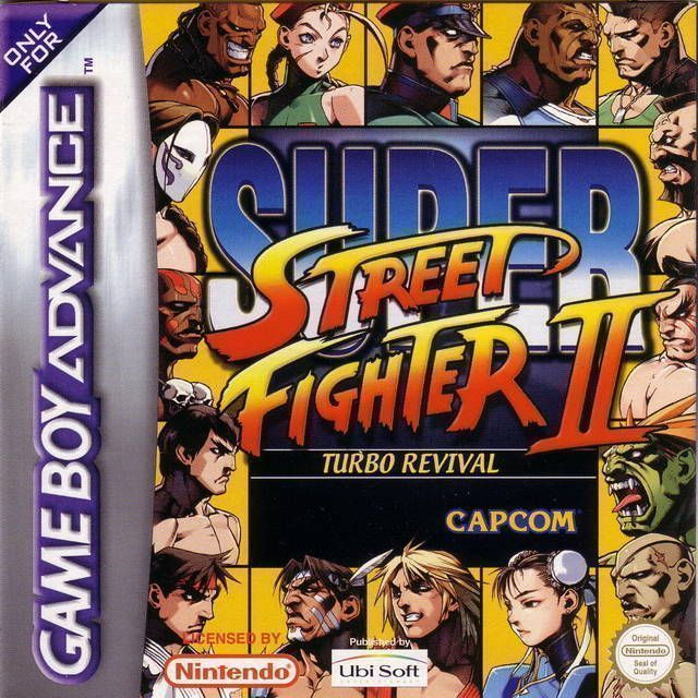 Super Street Fighter Ii Turbo Revival High Society Free Roms